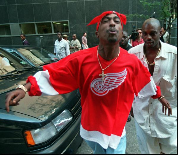 Image of Tupac Pissed
