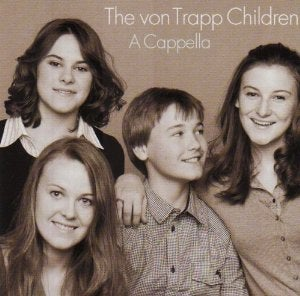 Image of A Cappella (2006) Autographed Edition