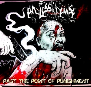 "Image of Endless Demise ""past the point of punishment"" CD"