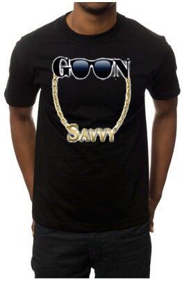 Image of Goon Savvy Staple Tee Shirt Black