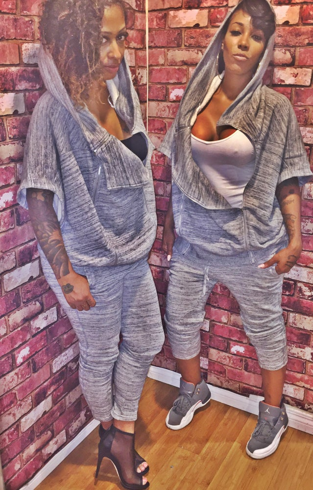 Image of S&D Sweatsuit 💋💎