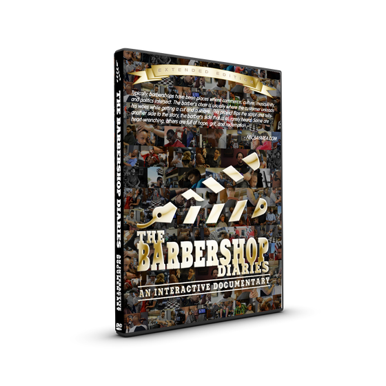 Image of The Barbershop Diaries Documentary