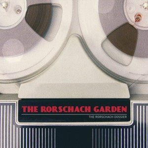 Image of The Rorschach Garden - The Rorschach Dossier CD