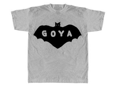 Image of GOYA grey marl basic t-shirt