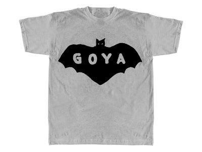 Image of GOYA grey marl basic t-shirt