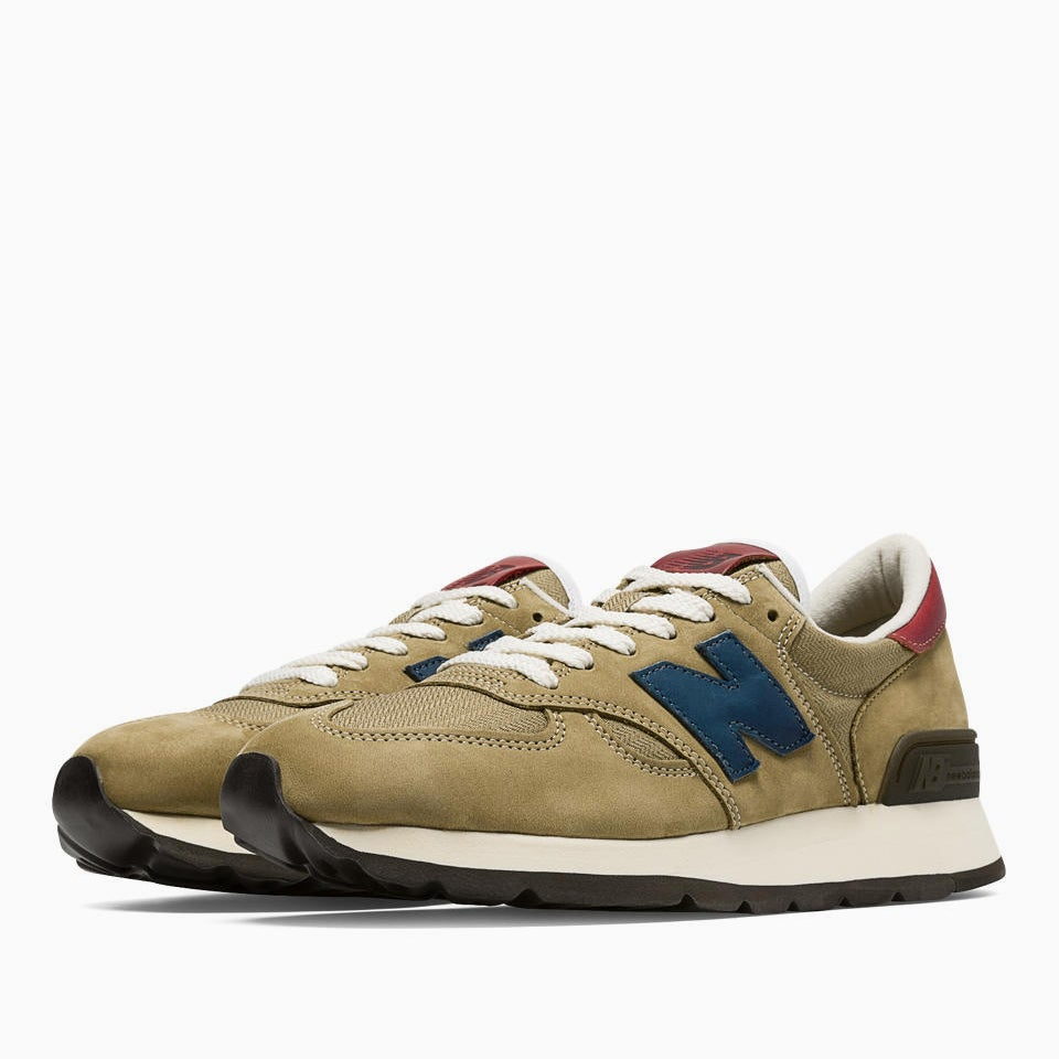 Image of New Balance Distinct Mid-Century Modern 990 - TAN