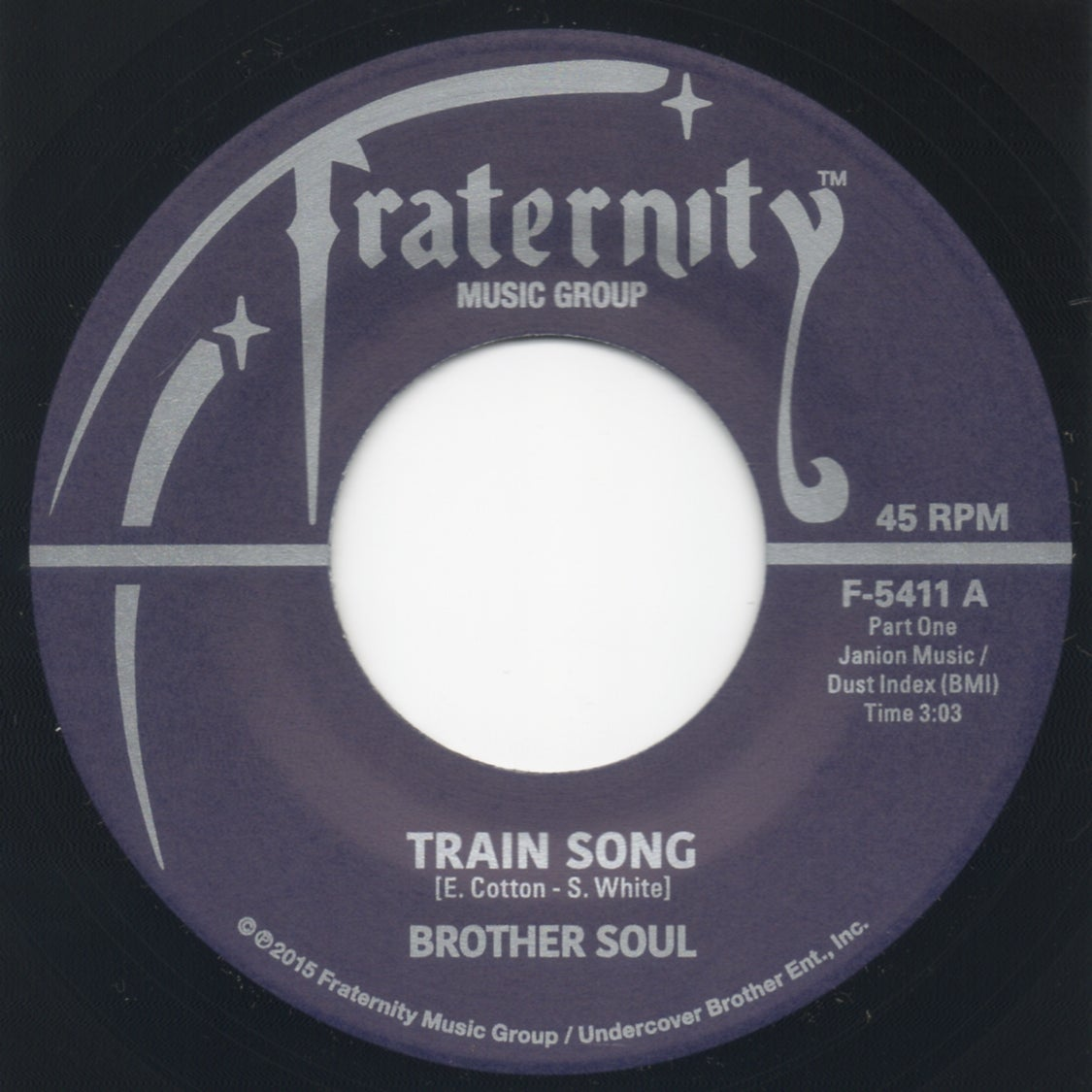Brother Soul - Mister Boogie (Part 1) / (Part 2)