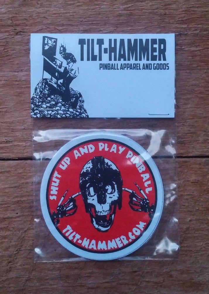 Image of Tilt-Hammer Sticker Pack