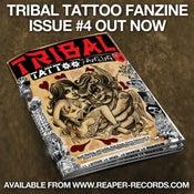 Image of Tribal Tattoo Fanzine #4