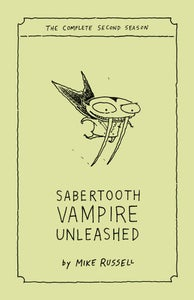 Image of The Sabertooth Vampire: The Complete Second Season