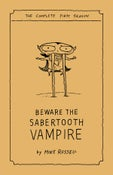 Image of The Sabertooth Vampire: The Complete First Season