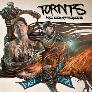"Image of Tornts ""No Compromise"" CD"