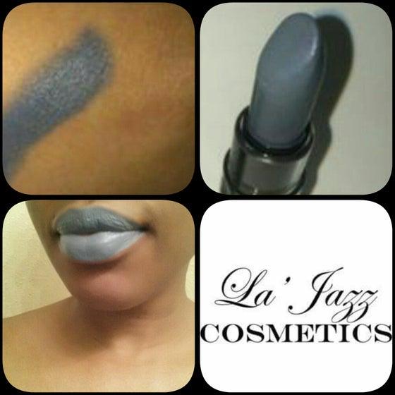 Image of La'Jazz Gray Matte Lipstick