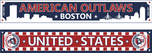 Image of AO Boston 2015 Scarf (IN STOCK)