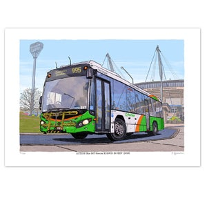 Image of Action Bus 567