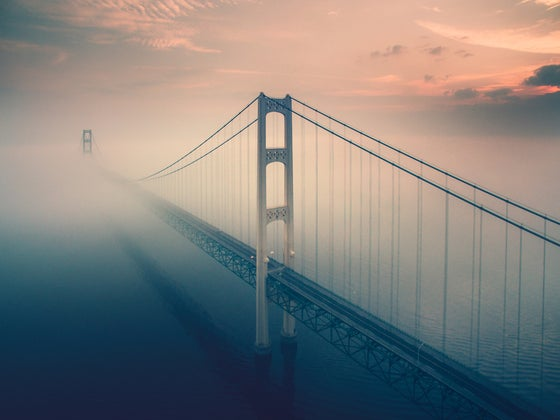 Image of Mackinac Fog