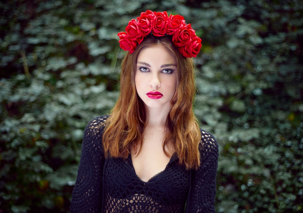 Image of Lilith Rose Crown