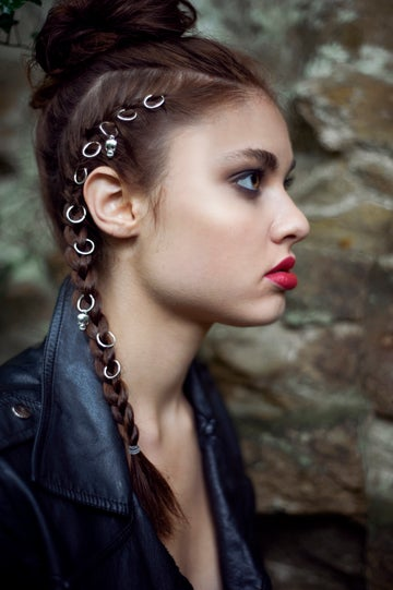 Image of Dixie Hair Rings