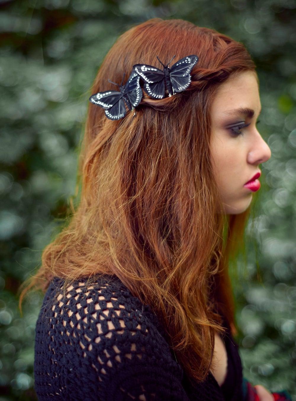 Image of Madeleine Butterflies