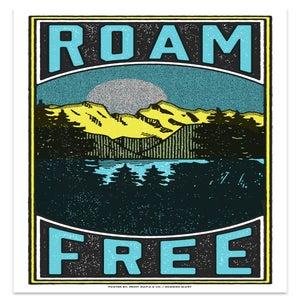 Image of Roam Free