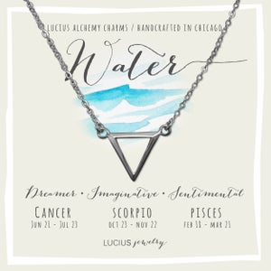 Image of LUCIUS Alchemy Charms - Water