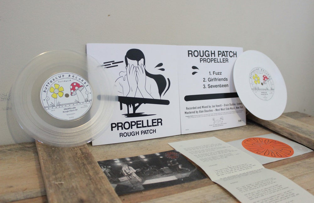 Image of Rough Patch 7""