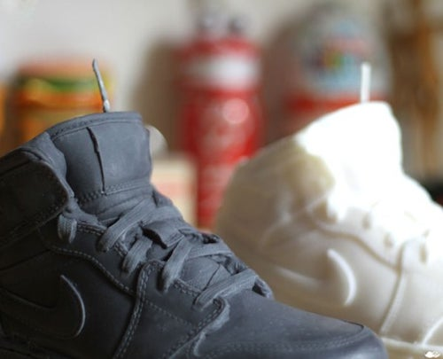 Image of Sneaker Candle Jordan Retro 1