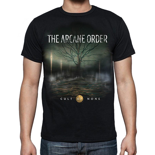 Image of The Arcane Order t-shirt