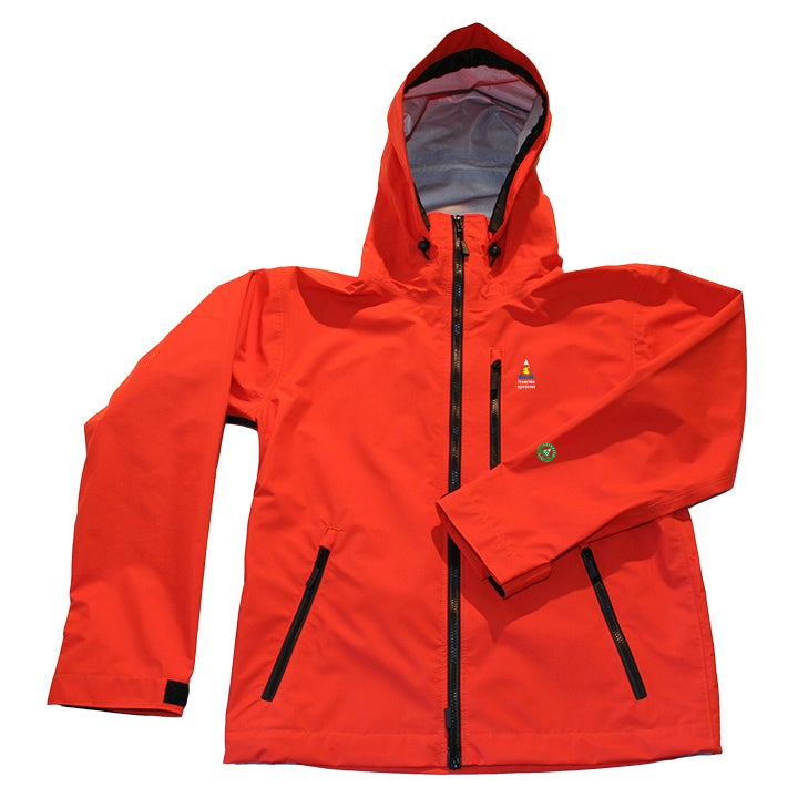 Image of Antero II Plus Hardshell Polartec Neoshell Jacket Orange