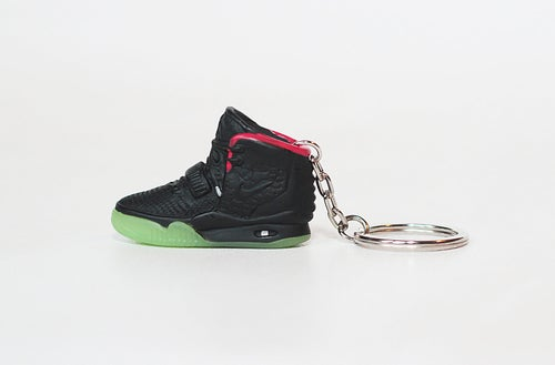 Image of Sneakers keychain Air Yeezy