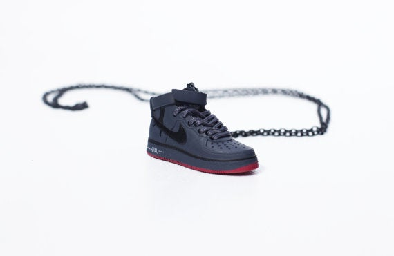 Image of Sneakers Necklace Air Force 1