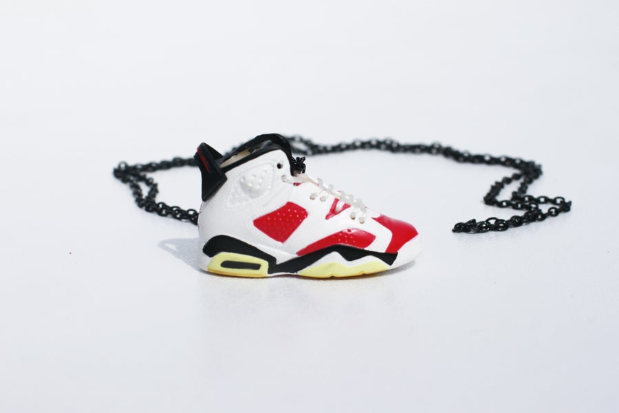 Image of Sneakers Necklace Jordan IFR