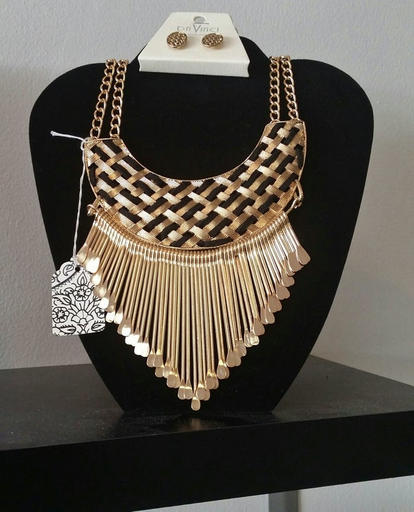 Image of Fashion Statement Necklace3