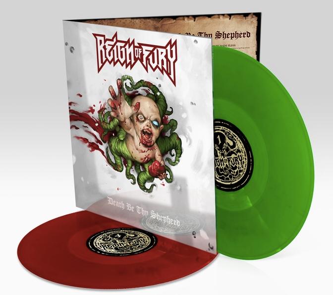 Image of Death Be Thy Shepherd Vinyl UK version