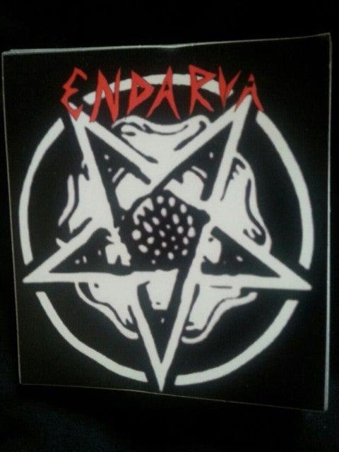 Image of Pentagram Stickers