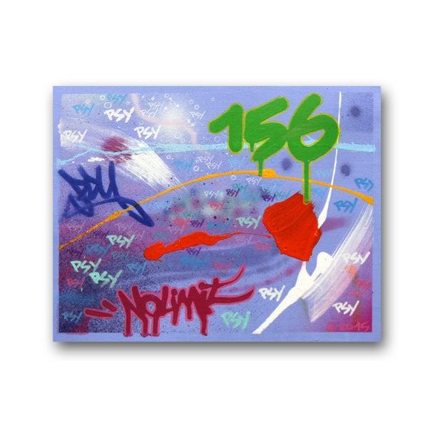 Graffiti style - PSY la boutik