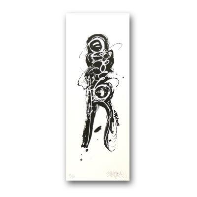 Perso Black & White - PSY la boutik