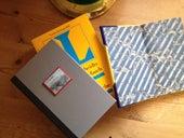 Image of Re-bind old paperbacks