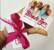 Image of Blonde Tiger Gift Cards