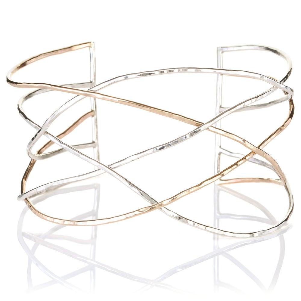 Image of Waves Cuff Bracelet