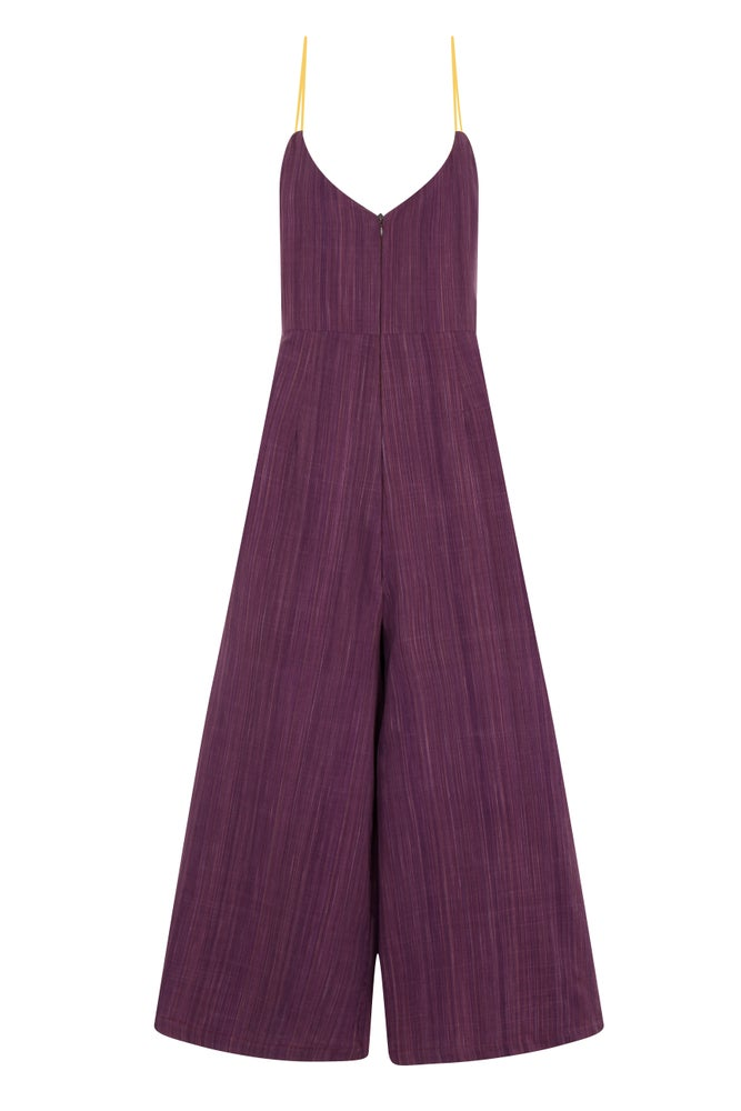 Image of The 'NGOMA' Strappy Jumpsuit