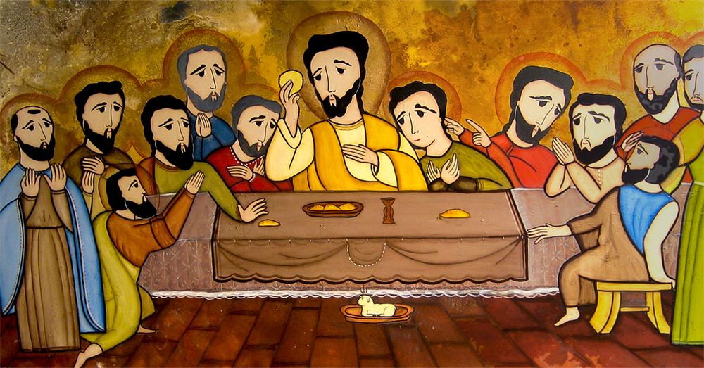 Image of Last Supper