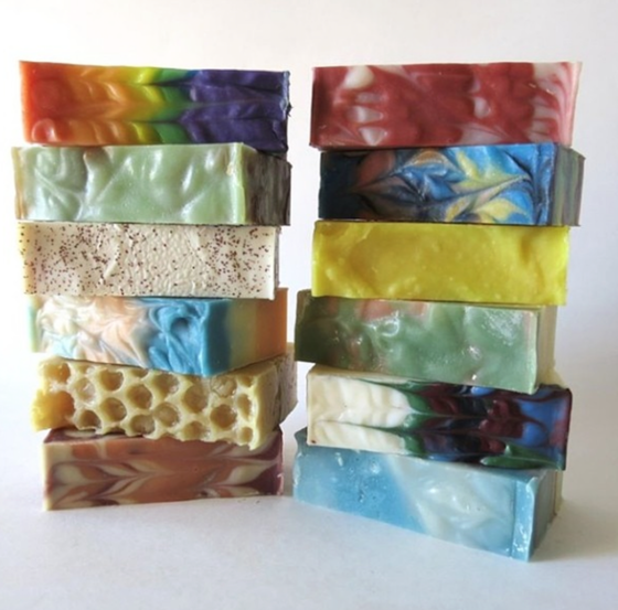 Image of Beginning Soap Making Class - Cold Process