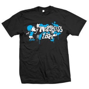 "Image of MURPHY'S LAW ""Graffiti Guy"" T-Shirt"