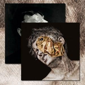 """Image of Bundle Waste + Idolize 12"""" Vinyls"""