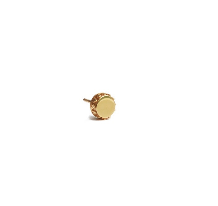 Image of Microdot#5 goldplated