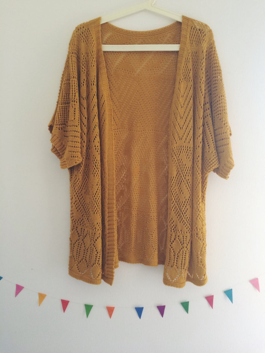 Image of MAIDA CARDIGAN