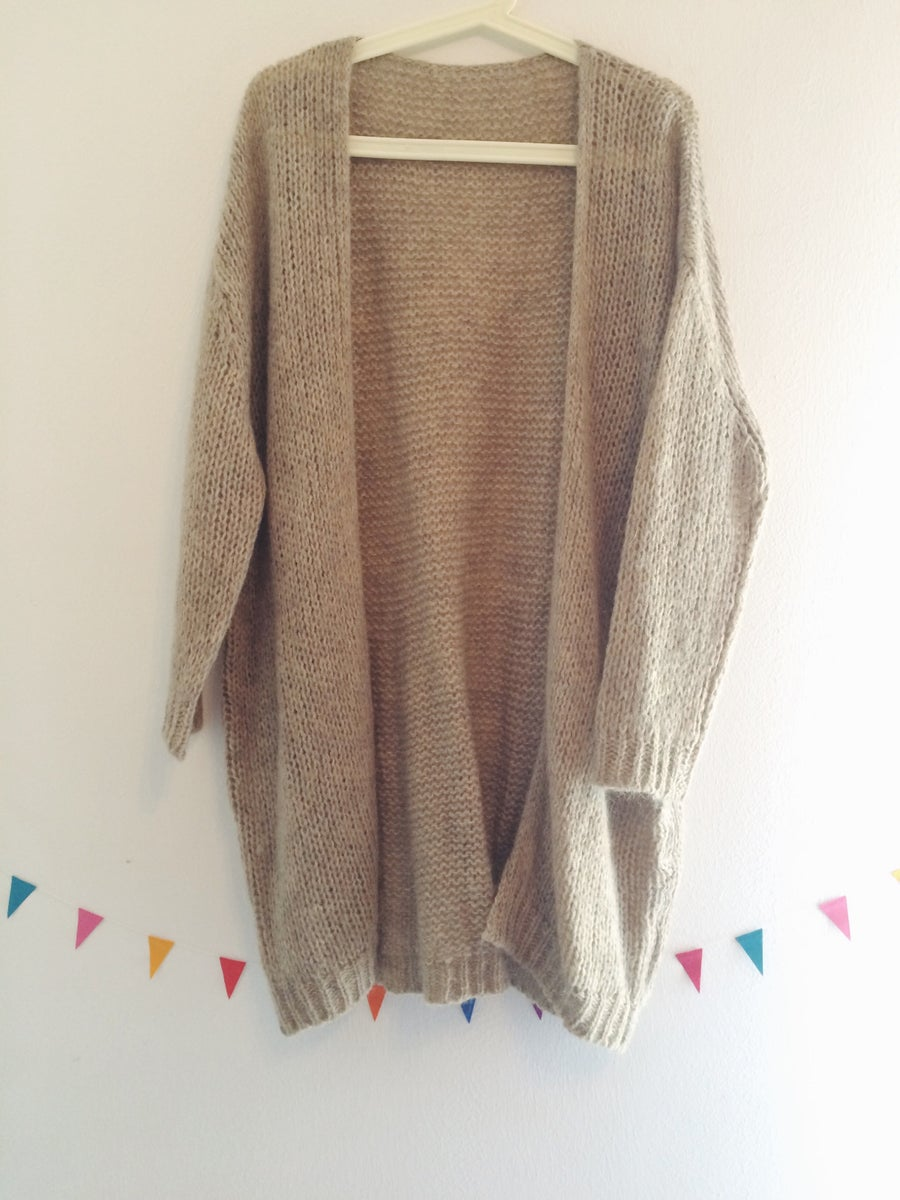 Image of FABER CARDIGAN