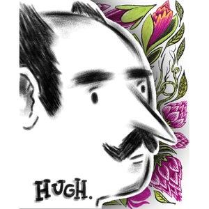 "Image of Alexis Fredrick-Frost ""Hugh"""