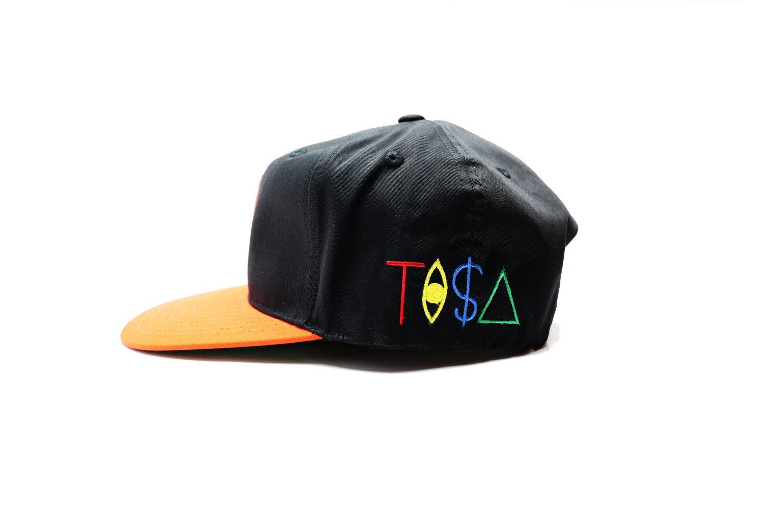 Image of TI$A GIANTS CAP BLACK
